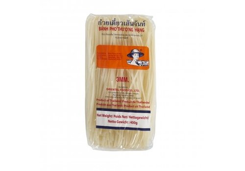 Rice Sticks 3mm, 400g