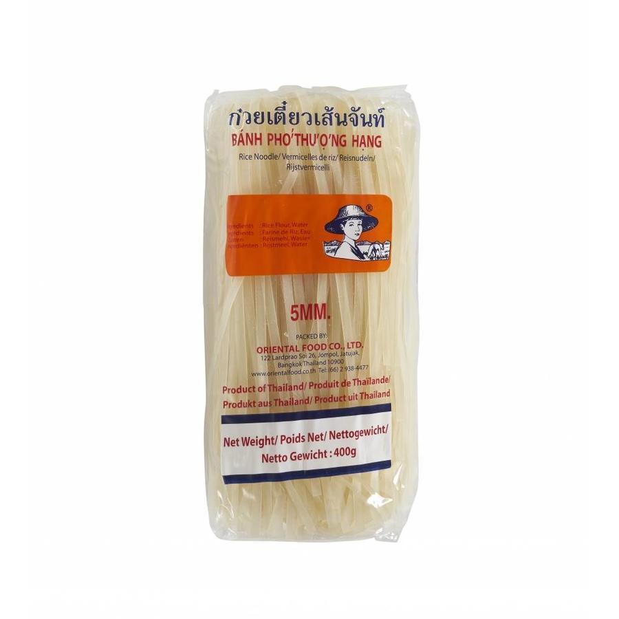Rice Noodles 5mm, 400g