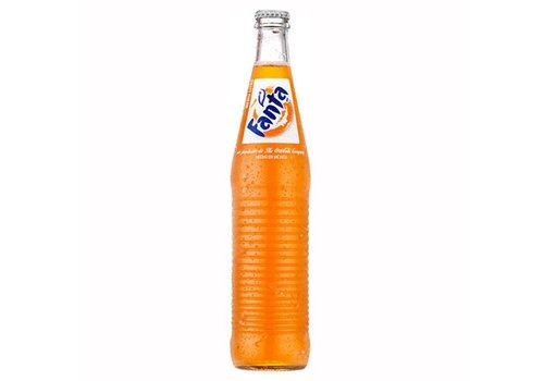 Fanta Africa Bottle, 350ml