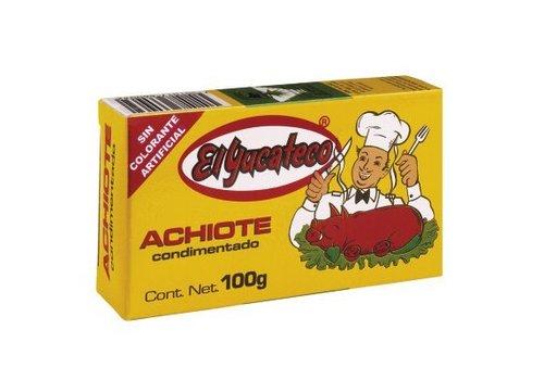 El Yucateco Achiote Pasta, 100g