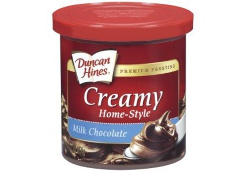 Duncan Hines Milk Chocolate Frosting, 454g