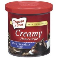 Dark Chocolate Frosting, 454g