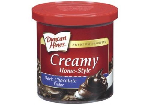Duncan Hines Dark Chocolate Frosting, 454g