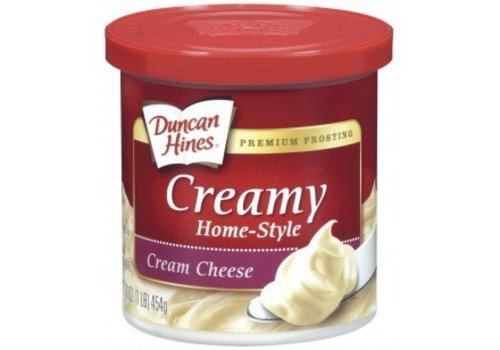 Duncan Hines Cream Cheese Frosting, 454g