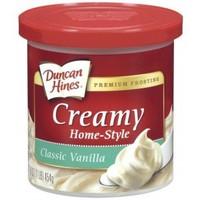 Classic Vanilla Frosting, 454g