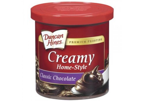 Duncan Hines Classic Chocolate Frosting, 454g