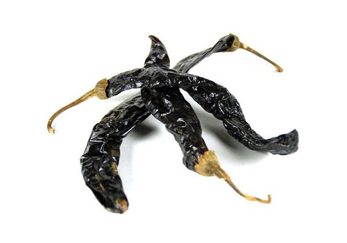 Dried Pasilla Peppers, 100g