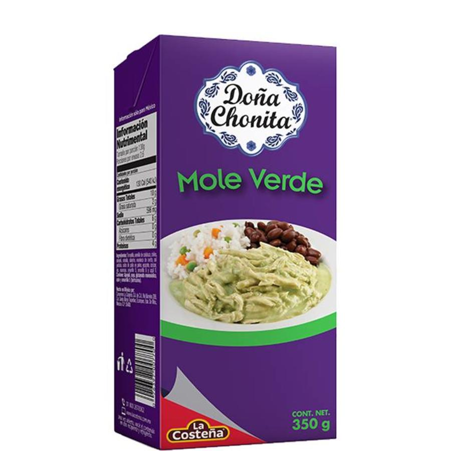 Green Mole, 350g