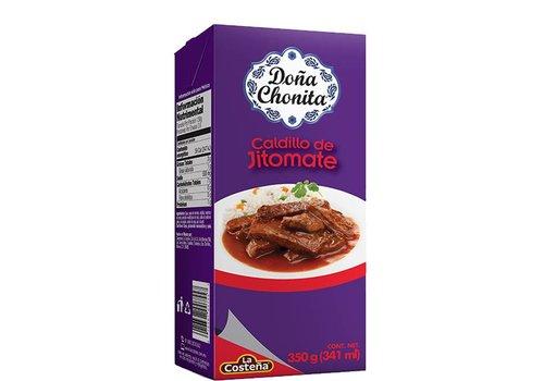 Dona Chonita Tomato Broth, 350g