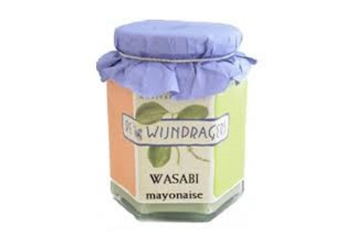 De Wijndragers Wasabi Mayonaise, 280ml