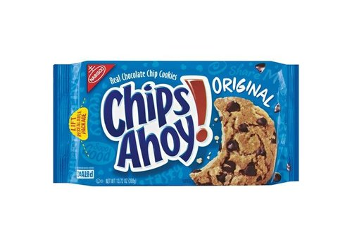 Nabisco Chips Ahoy Original, 368g