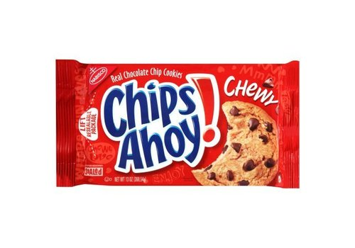 Nabisco Chips Ahoy Chewy, 368g