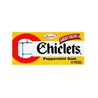 Peppermint Gum, 12pc