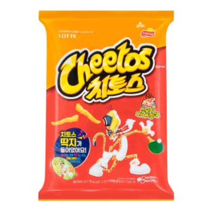 Cheetos Asian BBQ, 88g