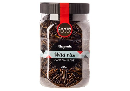 Zuiderzee Foods Canadian Lake Wild Rice, 500g