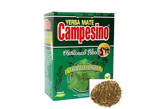 Campesino Yerba Mate Traditional, 500g