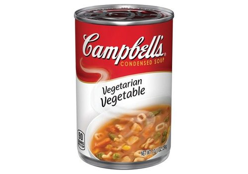 Campbell's Vegetable Soup, 298g