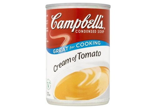 Campbell's Cream of Tomato, 295g