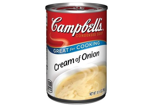 Campbell's Cream of Onion, 298g