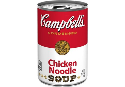 Campbell's Chicken Noodle Soup, 305g