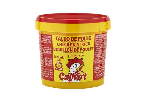 Calnort Chicken Bouillon Powder, 250g
