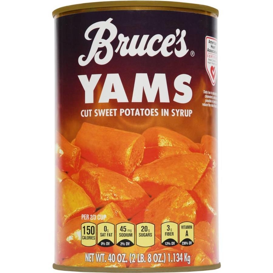 Yams, 425g