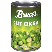 Cut Okra, 397g