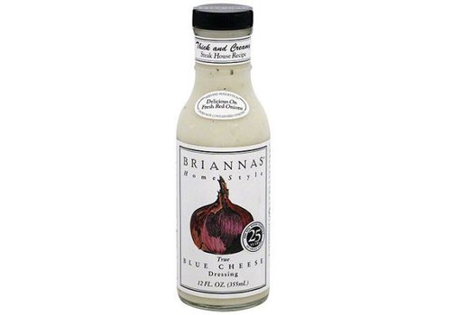 Brianna's Blue Cheese Dressing, 355ml