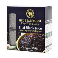 Organic Black Rice, 500g