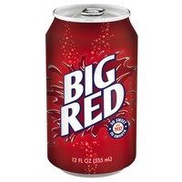 Big Red Soda, 355ml