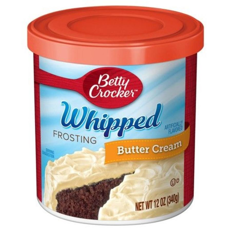 Whipped Butter Cream, 340g
