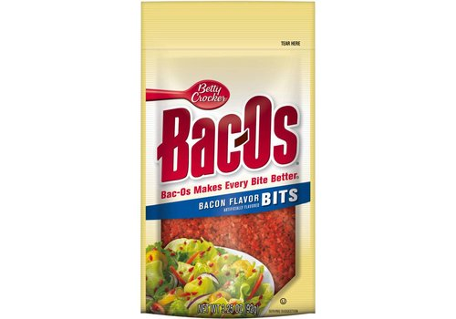 Betty Crocker Bacos Bits, 92g