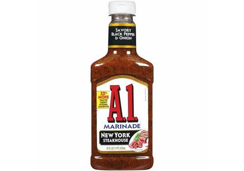 A1 NY Steakhouse Marinade, 473ml
