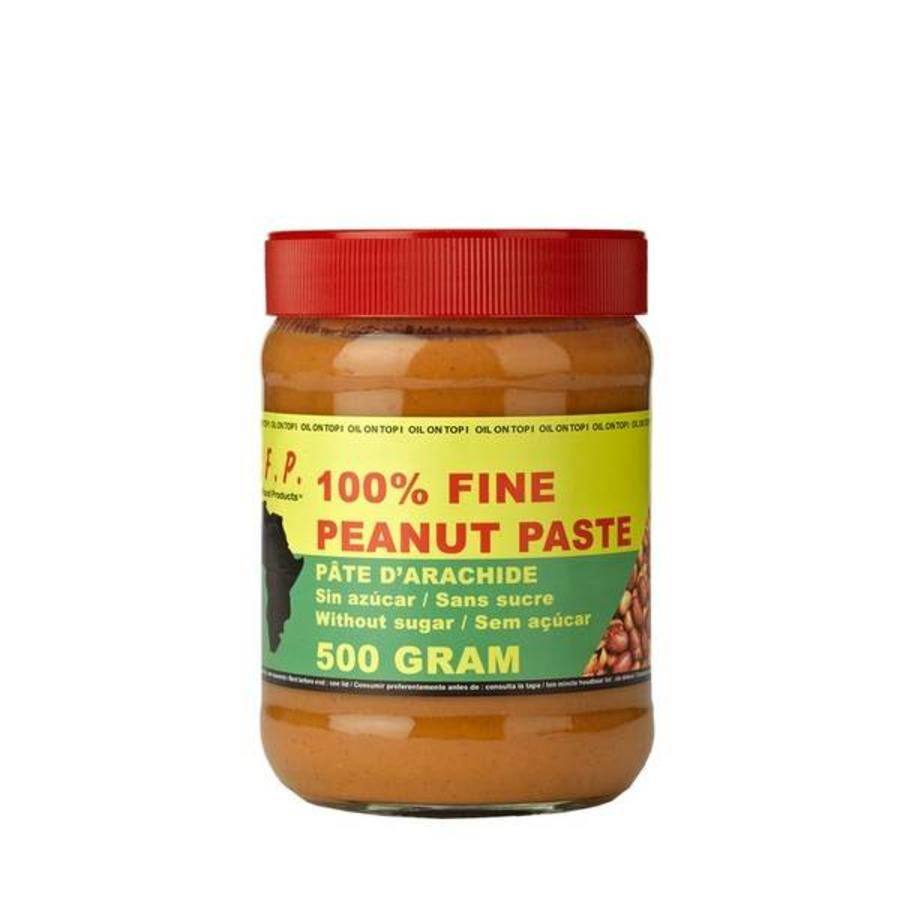 100% Fine Peanut Butter, 500gam