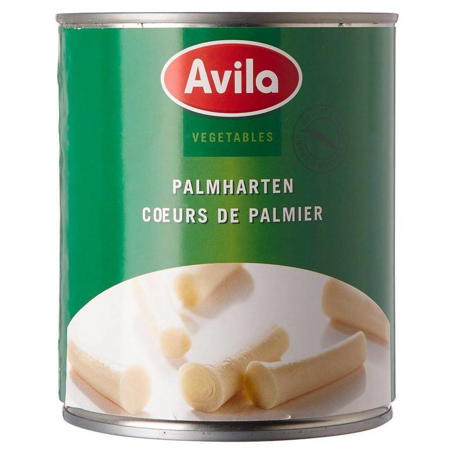 Avila Palmharten, 800g
