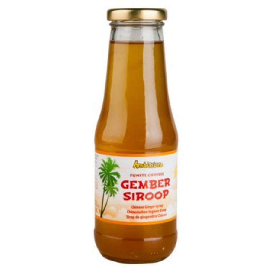 Ginger Syrup, 300ml
