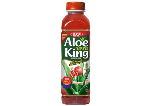 OKF Aloe Vera Pomegranate, 500ml