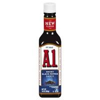 Smoky Black Pepper Sauce, 283g