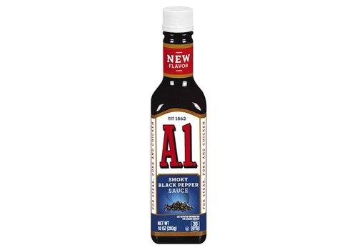 A1 Smoky Black Pepper Sauce, 283g