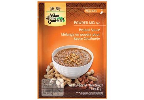 Asian Home Gourmet Peanut Sauce Mix, 50g