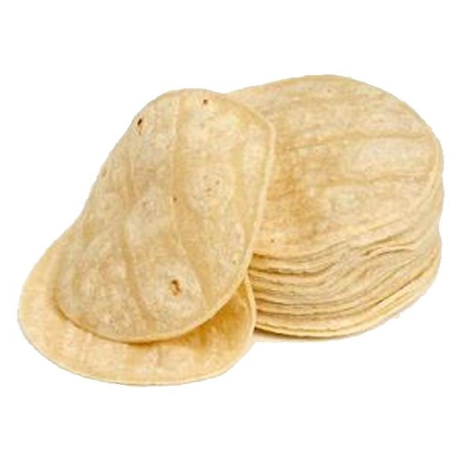 Tortillas Taquera, 30pcs