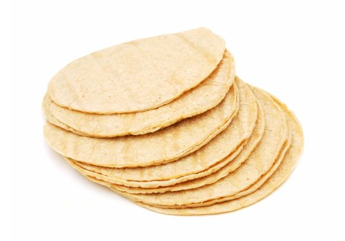 White Corn Tortillas, 30pcs