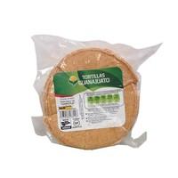 Ongebakken Tortilla Chips met Chipotle, 500g