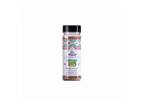 Sazon Natural Guacamole Mix, 80g
