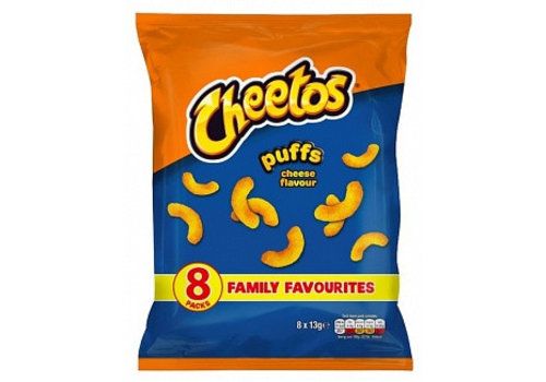 Walkers Cheetos Puffs, 13g