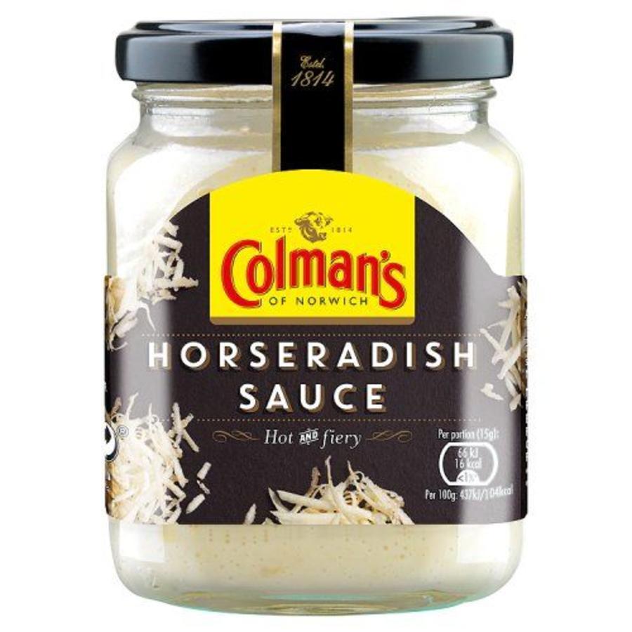 Horseradish Sauce, 136g