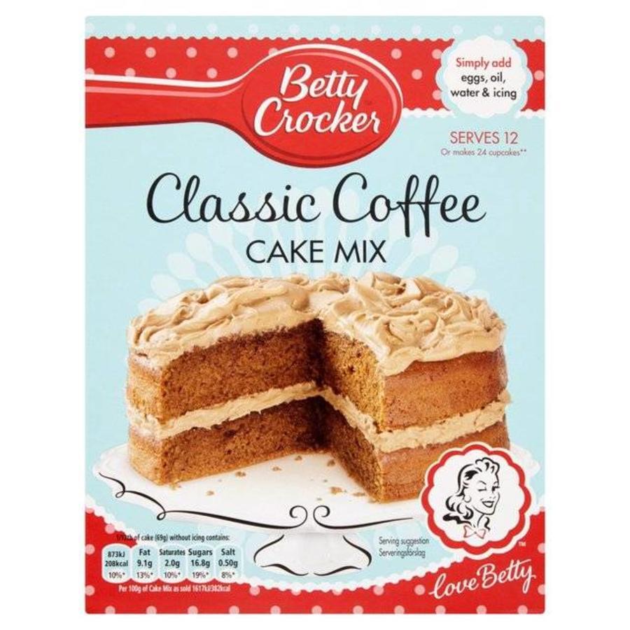Classic Coffee Cake Mix, 425g