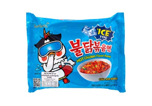 Samyang Hot Chicken Flavor Ramen Ice Type, 151g