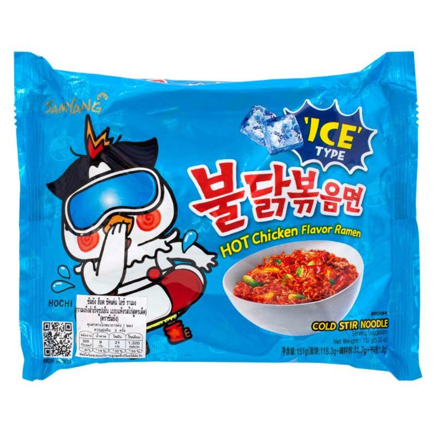 Hot Chicken Flavor Ramen Ice Type, 151g