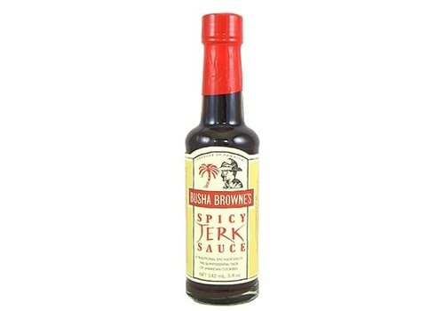 Busha Browne's Spicy Jerk Sauce, 185ml